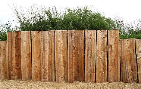 Palisaden Holz Kaufen by Palisaden Rundh 246 Lzer F 252 R Den Garten Gartengestaltung