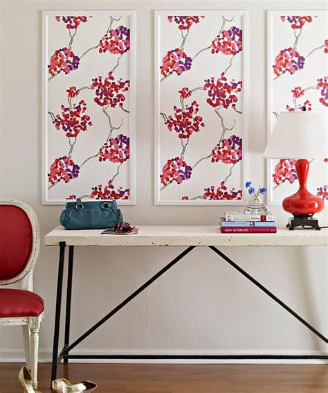 pinterest leftover wallpaper 20 genius diy uses for leftover wallpaper scraps triple