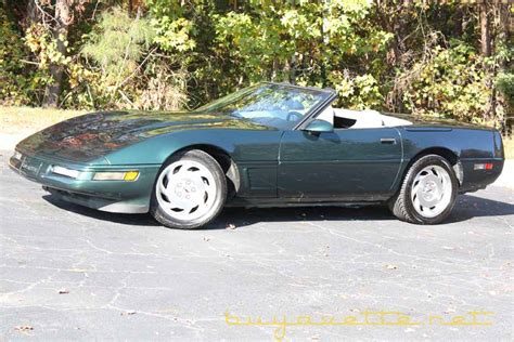 1996 corvette convertible for sale at buyavette 174 atlanta