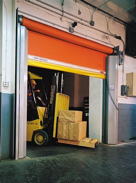 Overhead Door Albany Albany Model 670 Rapid Roll Door Overhead Door Company Of