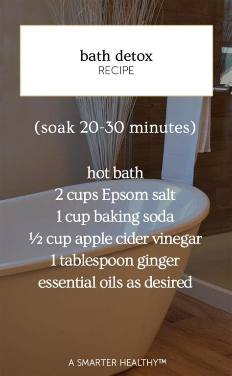 Detox Bath How Often by Best 25 Foot Detox Ideas On Foot Detox Soak