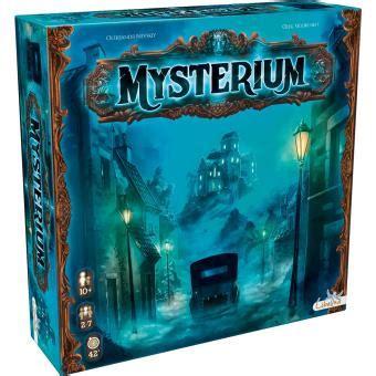 Asmodee Jeu Mysterium mysterium asmod 233 e jeu de strat 233 gie achat prix fnac