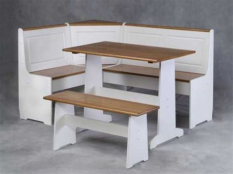 table benches kitchen small kitchen table with bench pollera org