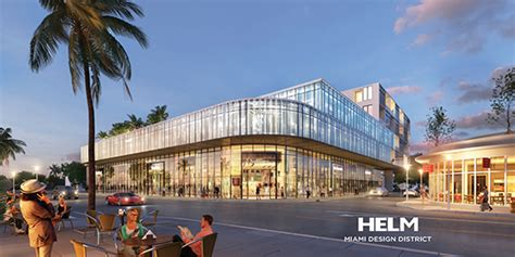 Helm Equities Design District | helm equities miami design district ayal horovits