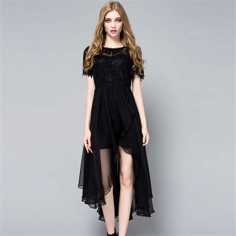 short on top long on back best summer haircuts for women black women black dress long back short front dressed for less