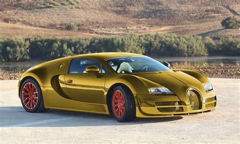 golden super cars universe how to gold bugatti veyron