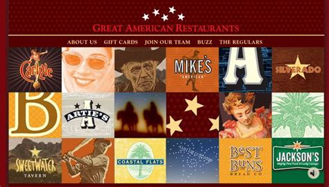 Great American Restaurants Gift Card - great american restaurants prince william chapter of the virginia tech alumni