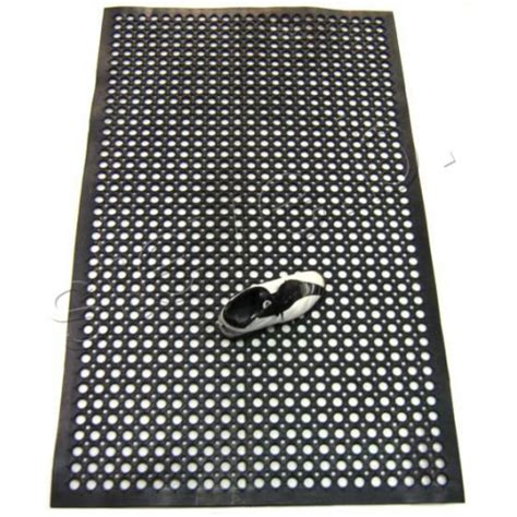 Non Slip Rubber Mat by Safety Non Slip Commercial Rubber Mat 1500 X 900mm