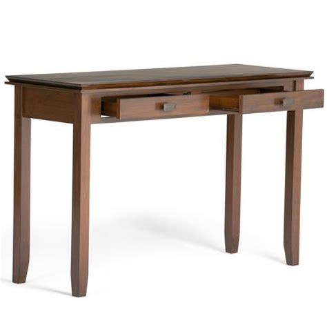sofa table walmart canada wyndenhall stratford console table walmart canada