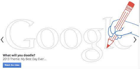 google design winner 2013 doodle 4 google logo competition for kids over 100k in