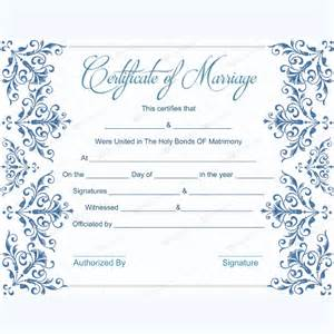 marriage certificate template microsoft word marriage certificate template microsoft 174 word dotxes