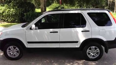 2004 Honda Crv by 2004 Honda Cr V Ex Awd View Our Current Inventory At