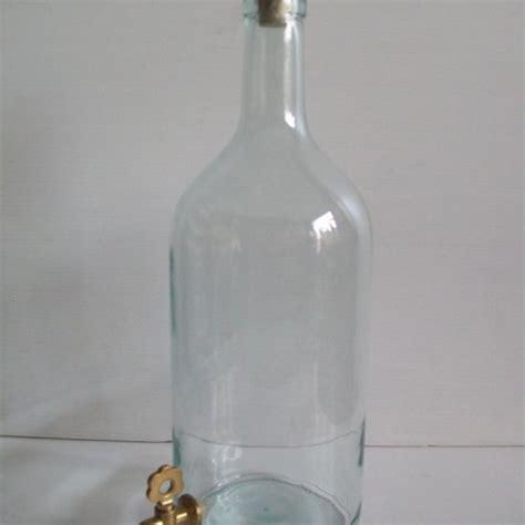 bottiglie di vetro con rubinetto bottiglia litri 2 con rubinetto enotecnica albese