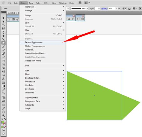 Illustrator Free Transform Tool And Pattern Graphic | transform illustrator equivalent to photoshop s skew