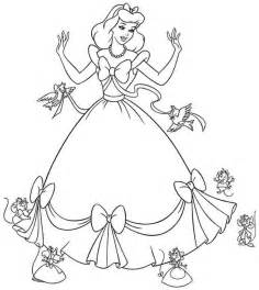 free coloring printables free printable cinderella coloring pages az coloring pages