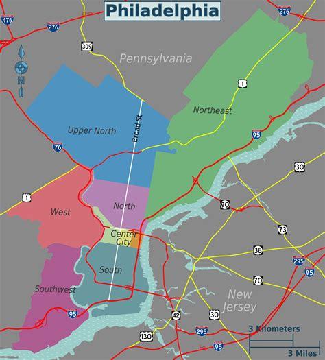 usa philadelphia map philadelphia map usa map guide 2016