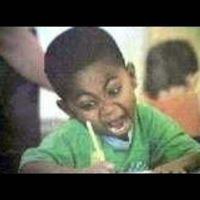 Black Kid Writing Meme - black kid coloring meme generator