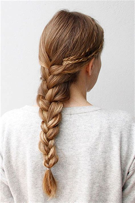 easy hairstyles with plaits 16 glamorous french braid hairstyles for 2015 pretty designs