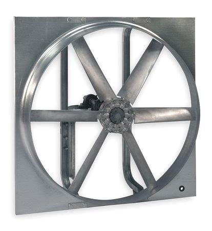 reversible exhaust and supply fans exhaust supply fans reversible 30 quot blade by dayton