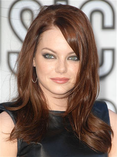 hair styles for strong feature keeppy the right hairstyle for your face shape