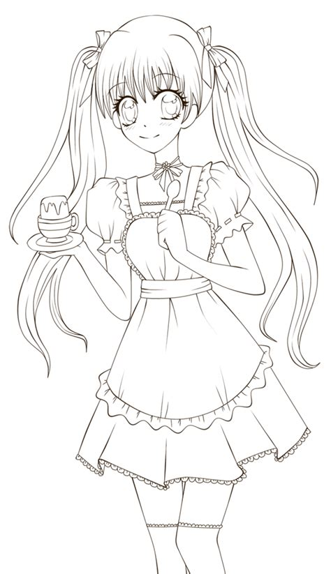 Anime Vire Princess Coloring Pages Coloring Pages Coloring Princess Anime
