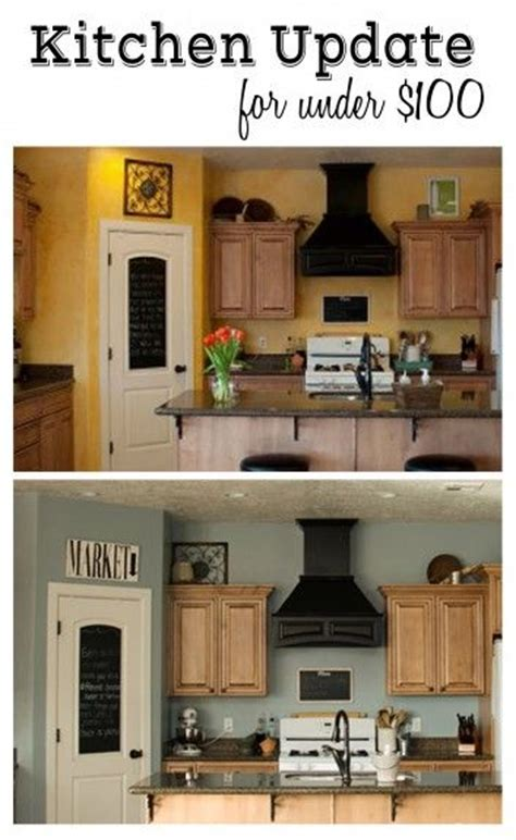 paint blue arrow by valspar kitchen before after kitchen paint color ideas
