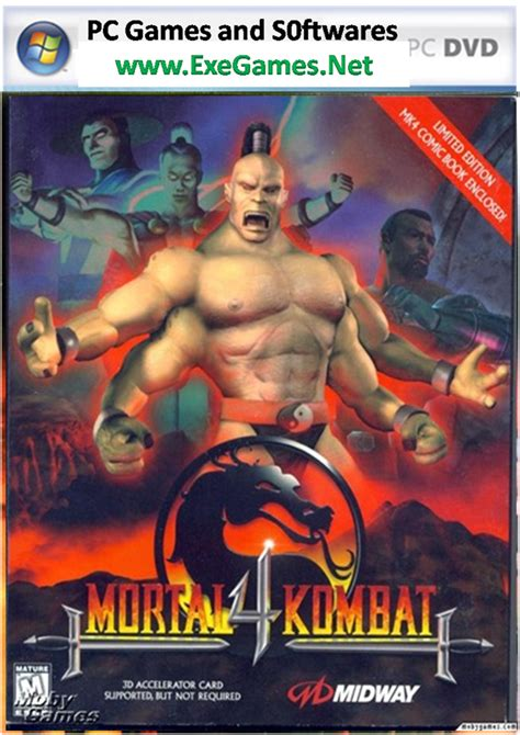 pc games free download full version exe mortal kombat 4 free download pc game full version exe games