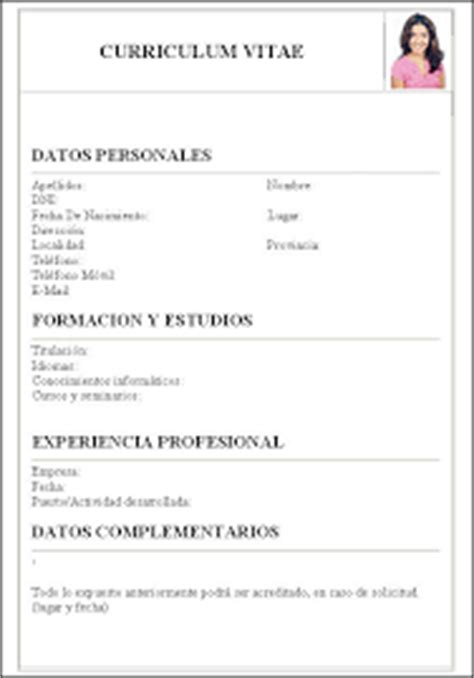 Plantillas De Curriculum Vitae En Word Para Descargar Gratis Resultado De Imagen Para Descargar Curriculum Vitae De Word Otto Javier Velasco Hoyos
