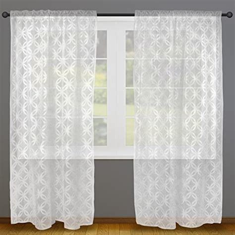 small sheer curtains dii elegant decorative sheer curtain panels window