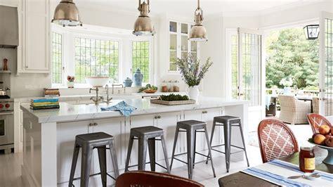 Coastal Living Esszimmer by 5 House Kitchens Coastal Living