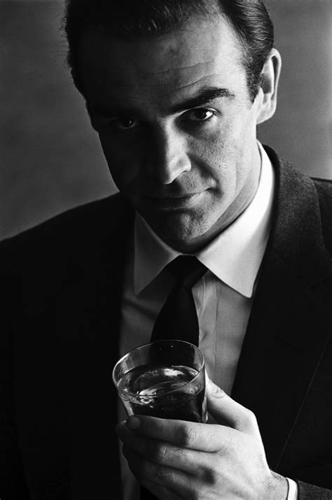 sean connery martini sean connery muses cinematic men the red list