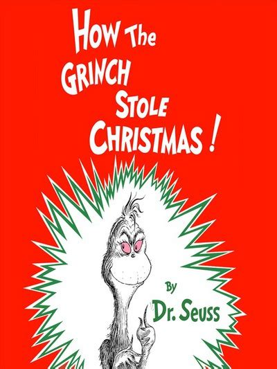 How The Grinch Stole By Dr Seuss Ebook E Book how the grinch stole by dr seuss walter