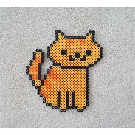 perler cat designs 34 best images about neko atsume perler bead patterns on