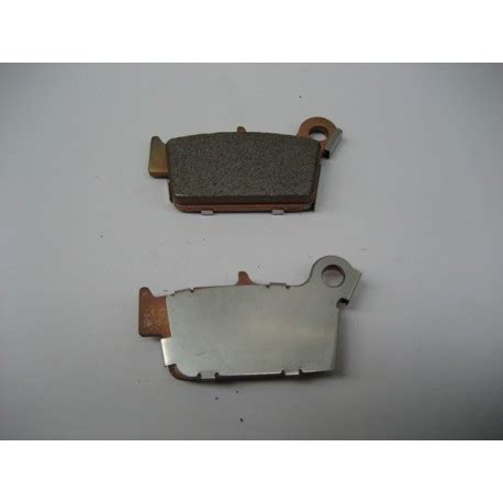 Brake Pad Rear Nissin For Jazz And New City nissin rear brake pads original gas gas ec 09 17 be675002509 motocrosscenter