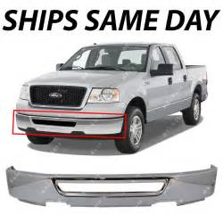 2006 Ford F150 Front Bumper New Chrome Front Bumper Cover Bar For 2006 2007