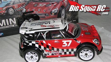 rally mini truck unboxing the thunder tiger mini cooper wrc rally 171 big