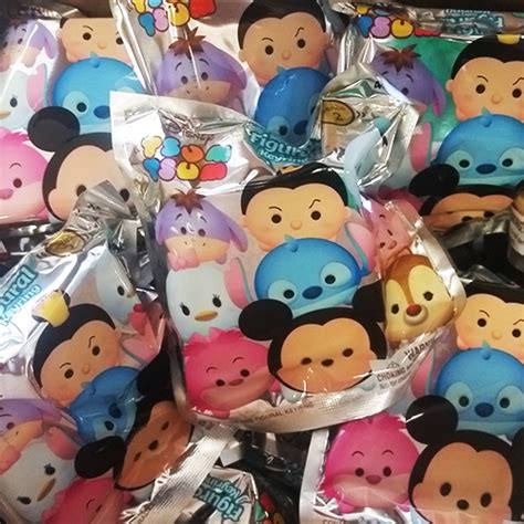 Mickey Mouse Blind Pack your wdw store disney soft foam keychain keyring tsum