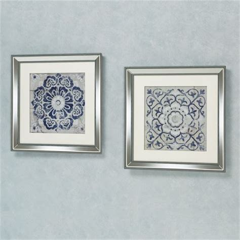 framed wall medallion framed wall set