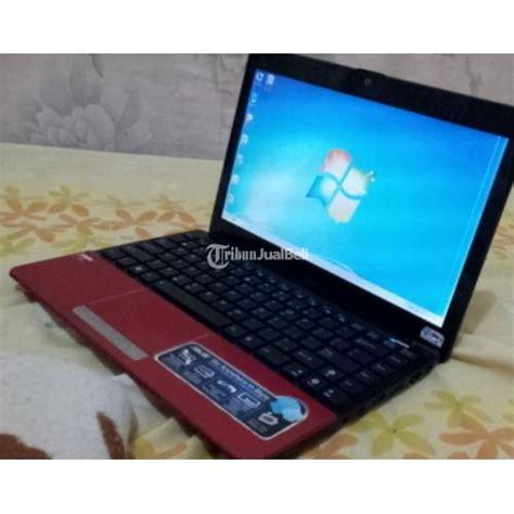 Laptop Asus Second Bandung laptop asus eee pc second layar 12 1 inch murah bandung jawa barat dijual tribun jualbeli