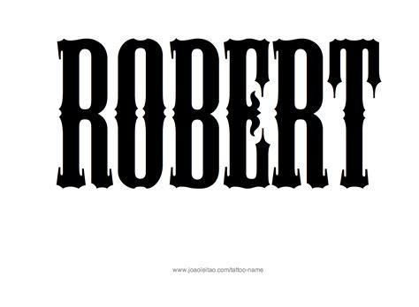 rob name robert name designs