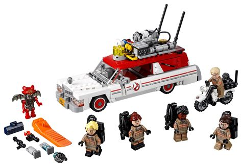 Set 2in1 who you gonna call lego unveils new 75828 ghostbusters ecto 1 2