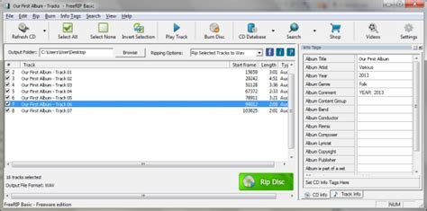 download free rip mp3 converter freerip mp3 converter free download and software reviews