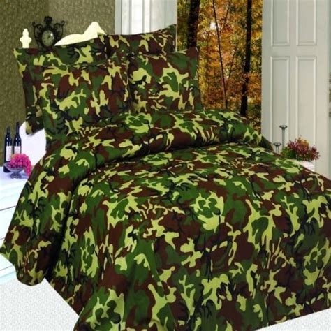 army camo bedding camouflage bedroom decor
