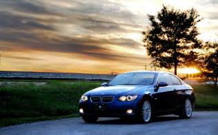 bmw car on road wallpapers 1680x1050 672333