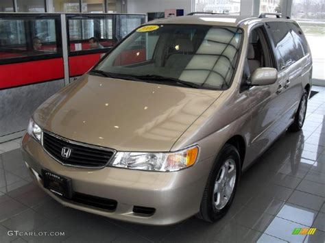 2000 mesa beige metallic honda odyssey ex 45450337 gtcarlot car color galleries
