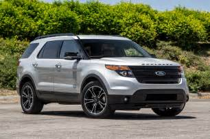 2011 Ford Explorer Problems Ford Recalls 213 000 Explorer Suvs For Door Handle Issue