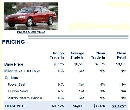 nada cars book value html autos weblog