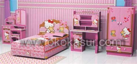 Set Anak By Mds Shop kamar set hello paket b toko kasur bed