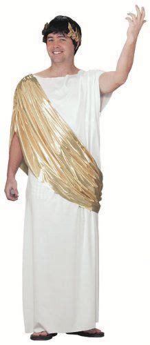 adult mens greek senator costume    man