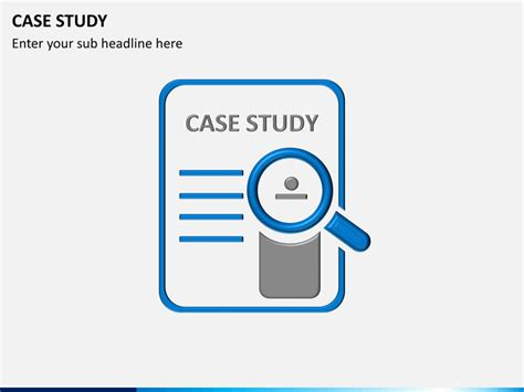 Case Study Powerpoint Template Sketchbubble Study Powerpoint Presentation Template